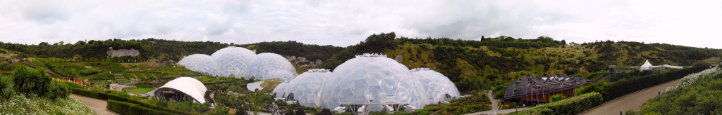 Eden Project - Cornwall