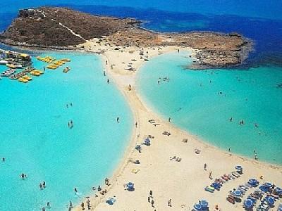 Nissi Beach - Kypr